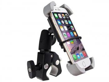 Spolehlivý držák mobilu na kolo Fiber Mounts DMK685