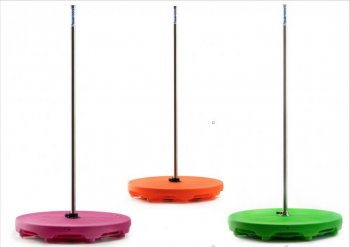 WX POOLBAR tyč & step do bazénu - zelená