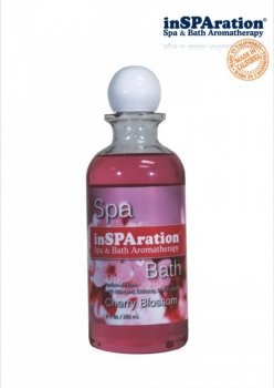 inSPAration 9oz - Cherry Blossom 265ml