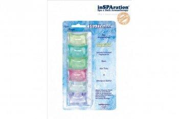 inSPAration MINI SET (blistr 6x15ml) - Wellness