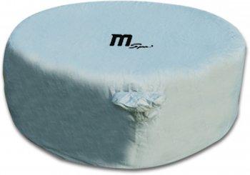 Ochranný kryt MSpa kruhový (vířivka pro 4 osoby)