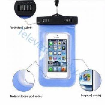 Vodotěsný obal na mobil HS-3301