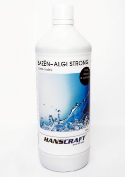 HANSCRAFT BAZÉN - ALGI STRONG - 1 l