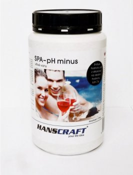 HANSCRAFT SPA - pH minus - 1,5 kg