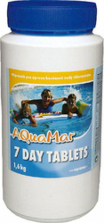 AQuaMar 7 D Tabs 1,6 kg (tableta)