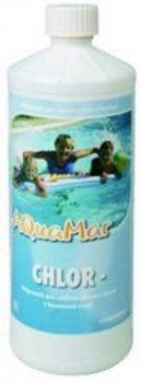 AQuaMar Chlor - 1 l (tekutý přípravek)