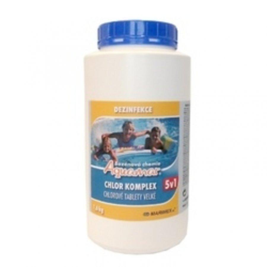 AquaMar Komplex 5v1 1,6 kg (tableta)