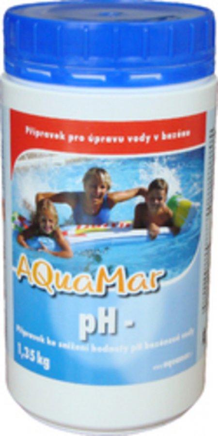 AQuaMar pH- 1,35 kg (granulát)