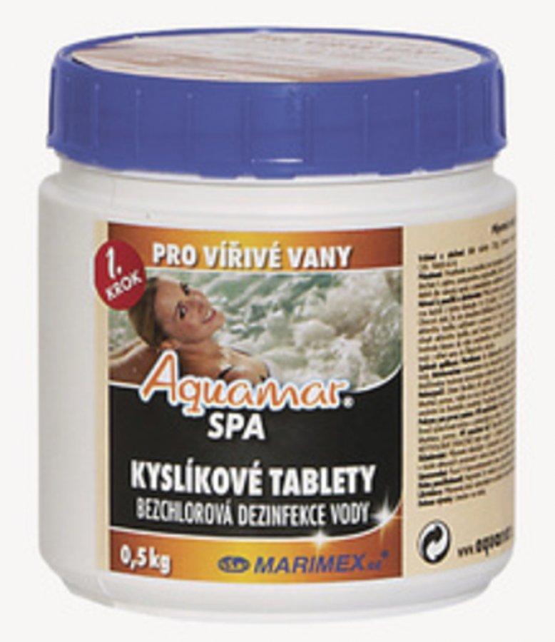Aquamar Spa Kyslíkové tablety 0,5 kg