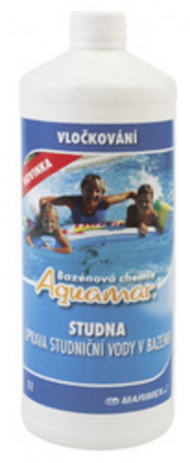 AQuaMar Studna Mineral - 1l  (tekutý přípravek)