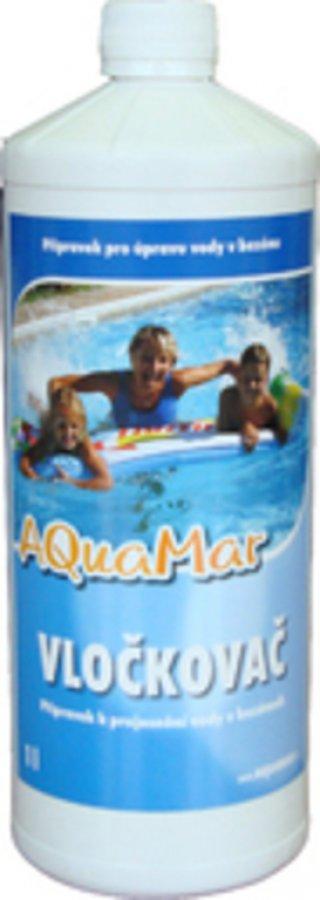 AQuaMar Vločkovač 1 l (tekutý přípravek)