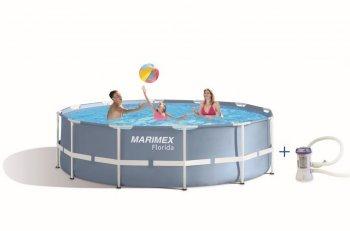 Bazén Florida 3,66x0,99 m + Kartušová filtrace M1 PRISM