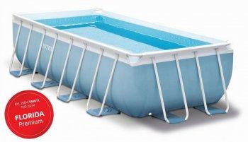 Bazén Florida Premium 2,00x4,00x1,00 m s kartušuvou filtrací M1