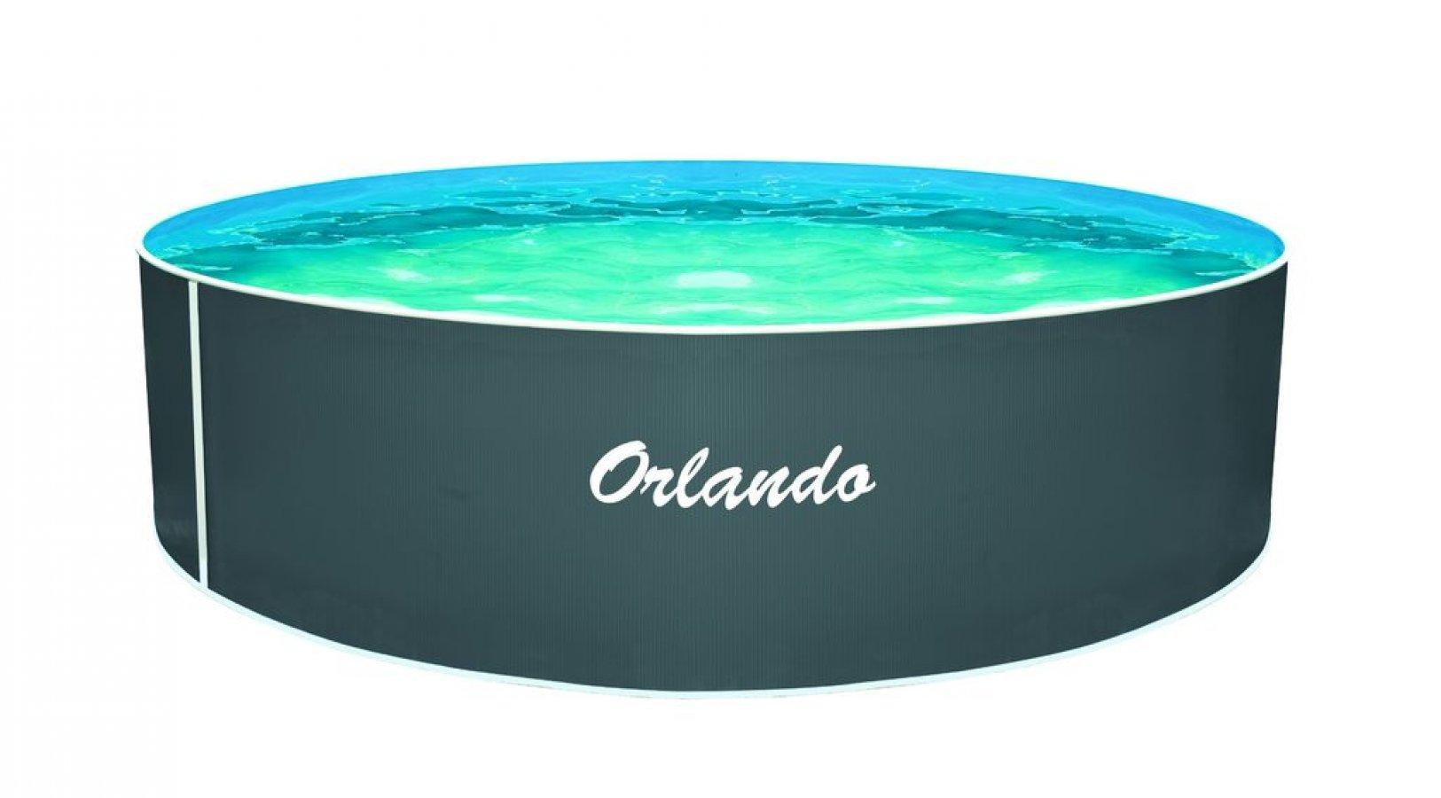 Bazén Orlando 3,66 x 1,07 - tělo bazénu + fólie