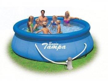 Bazén Tampa 3,66x0,91 m + Kartušová Filtrace M1
