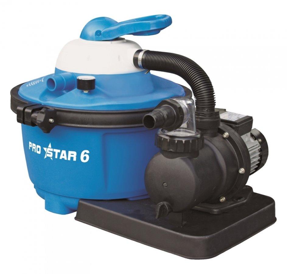 Filtrace písková ProStar 6 - 6,6 m3/h