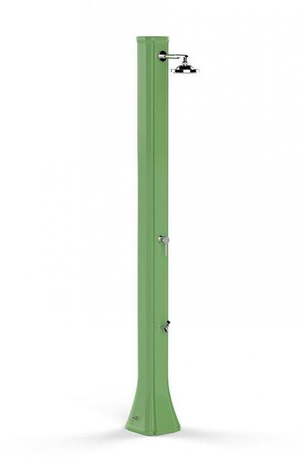 Solární sprcha s oplachem nohou BIG HAPPY zelená S