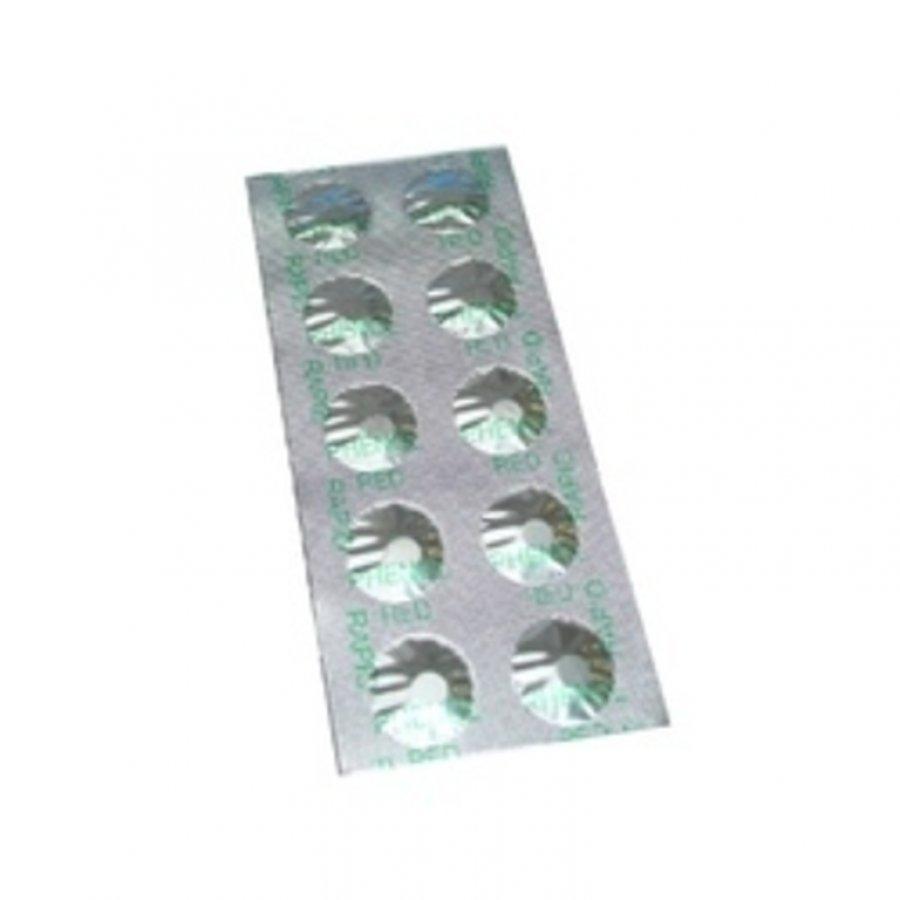 Tablety (PHENOL) do testru náhr. na pH (10 ks)