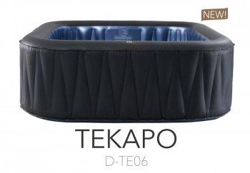 Mobilní vířivá vana MSpa TEKAPO D-TE06