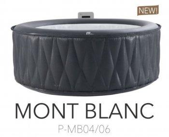 Mobilní vířivá vana MSpa MONT BLANC P-MB04