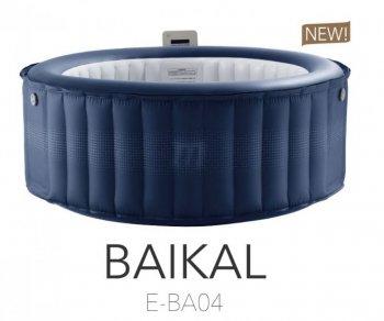 Mobilní vířivá vana MSpa BAIKAL E-BA04