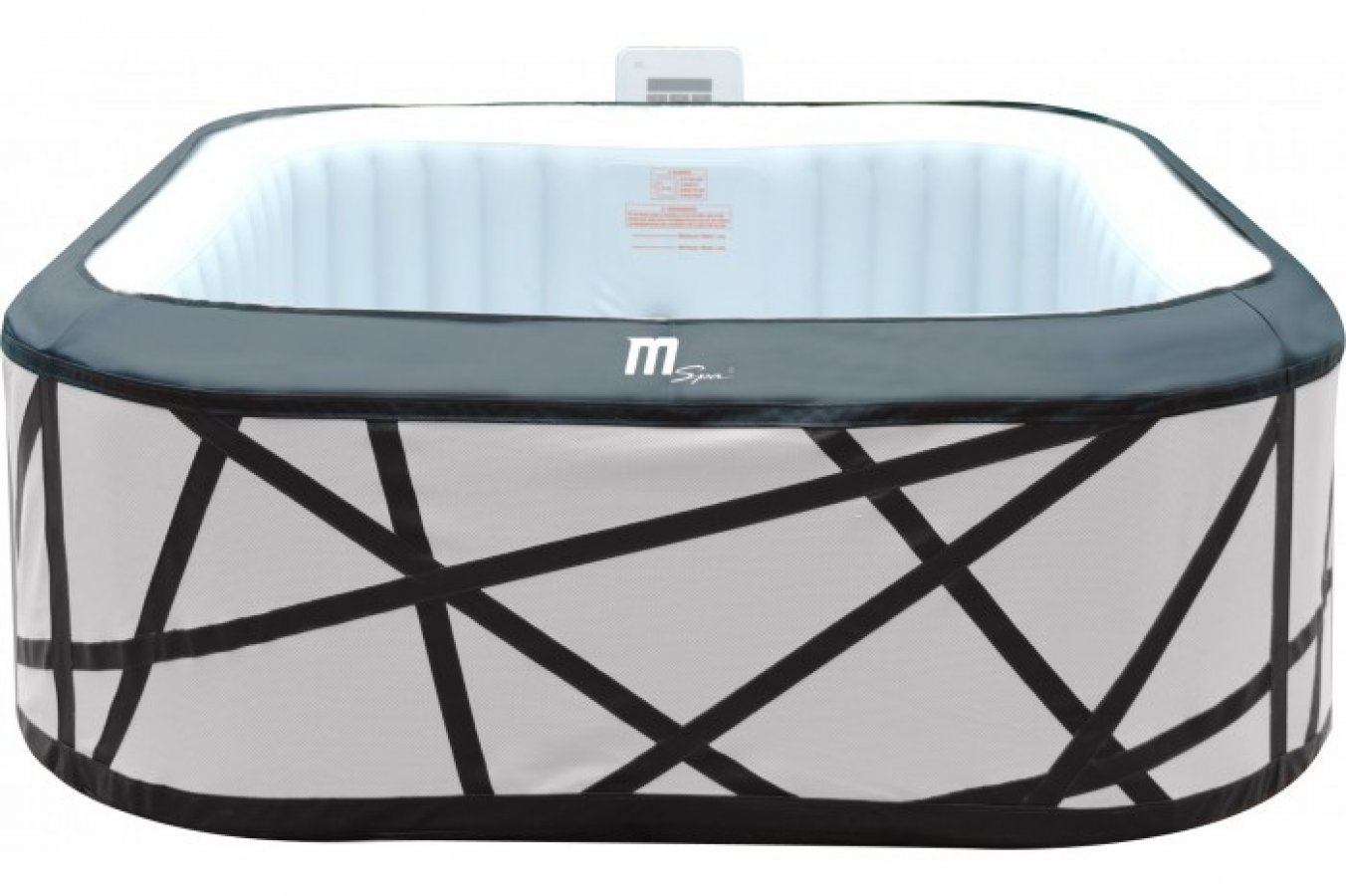 Mobilní vířivá vana MSpa SOHO P-SH06