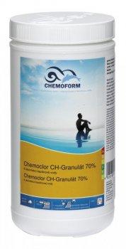 Chlor-super šok 70%  nestabilní 5 kg