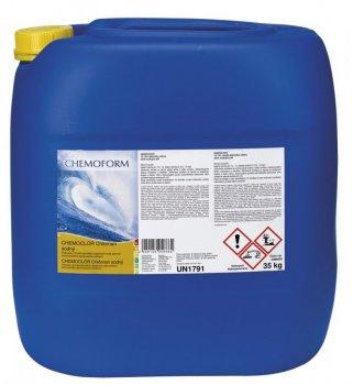 Chlornan sodný tekutý (Chemoclor) 35 kg - CHEMOCLOR STABIL