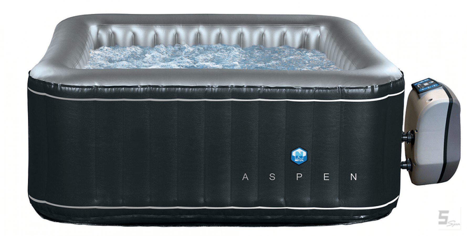 Nafukovací vířivka NetSpa Aspen