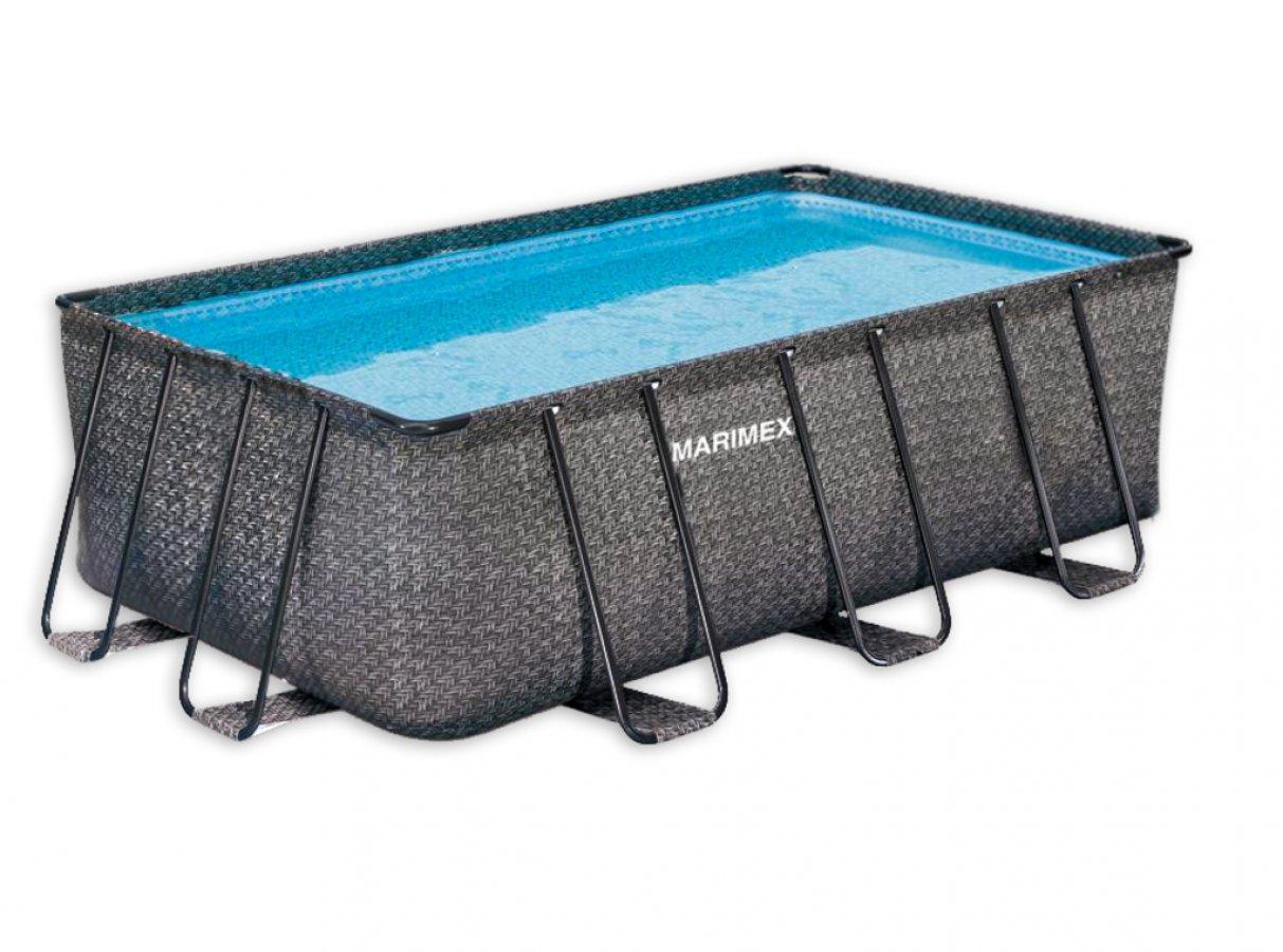 Bazén Florida Premium 2,15x4,00x1,22 m RATAN