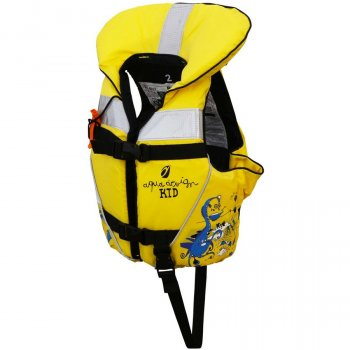 Vesta záchranná LOZEN Piko 100N Yellow T2