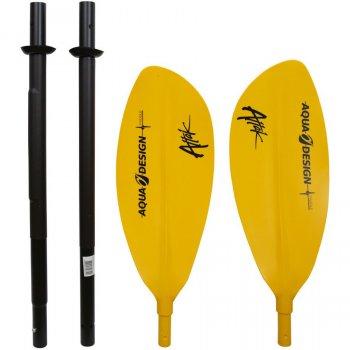 Pádlo na kajak (paddleboard) Aqua Design Attak 4